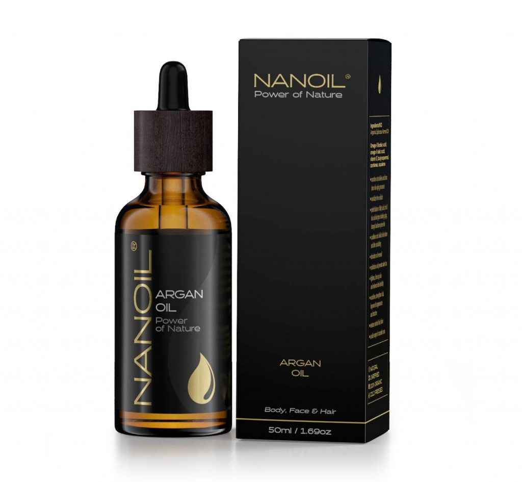 argan oil nanoil